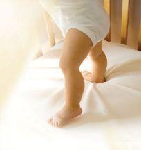 Clevamama matracvédő gumis lepedő, 70x140 cm