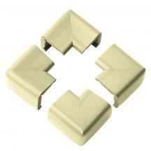 Clevamama sarokvédő bézs XL