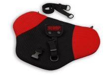 Scamp Biztonsági övterelő - piros
