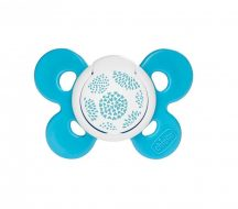 Chicco Physio Comfort szilikon cumi 6-12m - Kék