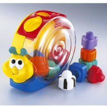 Fisher Price Zenélő Csigabiga