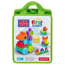 Mega Blocks mini építőzacskók