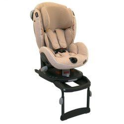 BeSafe iZi Comfort X3 ISOFIX autós gyerekülés 9-18 kg - 03 Ivory Melange
