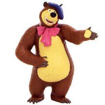 Comansi Mása és a medve - művész medve
