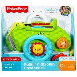 Fisher Price Játékos műszerfal