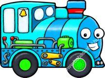 Berregő járművek - Vonat