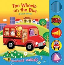 Éneklő könyvek - The Wheels on the bus - A busz kerekei