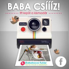 Baba Csíííz Nyereményjáték