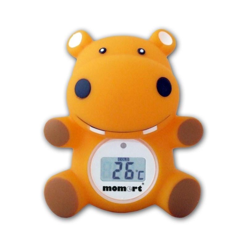 Momert víz- és szobahőmérő - vizilovas