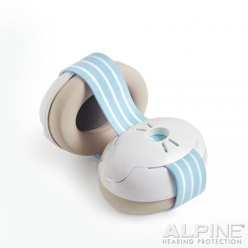 Alpine Muffy Baby fültok csecsemőknek - kék