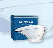 Szoptatás- és fogbarát svéd etető-itató pohár