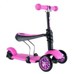 Y Volution Y Glider 3 in 1 roller - pink