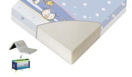 Lorelli Classic összehajtható matrac 60x120x5