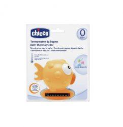 Chicco BabyMoments halacskás vízhőmérő - narancs