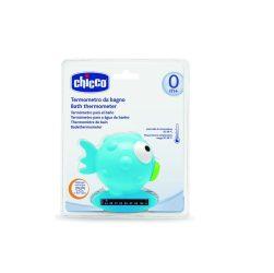 Chicco BabyMoments halacskás vízhőmérő - világoskék