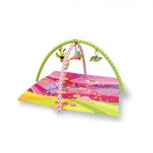 Lorelli Fairy Tales játszószőnyeg pink 89x84 cm