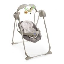 Chicco Polly Swing Up baba hinta -  Silver