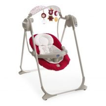 Chicco Polly Swing Up elektromos babahinta 9kg-ig - Paprika 2016