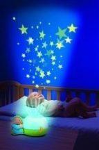 Chicco fiú Zenélő csillagok vetítő és lámpa 0m+