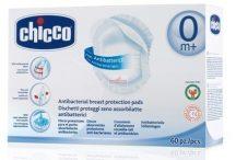 Chicco NaturalFeeling antibakteriális melltartóbetét 60db