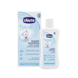 Chicco Natural Sensation könnymentes sampon és fürdető 200ml