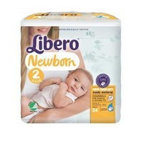 Libero Newborn 2 Mini pelenka 3-6kg 108db