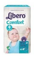 Libero Comfort 4 Maxi pelenka 7-11 kg 84db