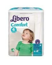 Libero Comfort 6 Junior pelenka 13-20kg 70db