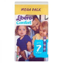 Libero Comfort 7 Junior+ pelenka 16-26kg 64db