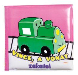 Napraforgó Fürdőkönyvek - Vince, a vonat zakatol