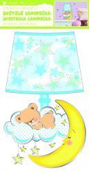 Room-Decor falimatrica Alvó macis lámpa 40*21cm