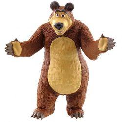 Comansi Mása és a medve - medve