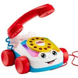 Fisher Price Fecsegő telefon