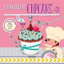Napraforgó A kis cukrász - Cupcake-ek