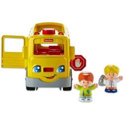Fisher Price LP fecsegő iskolabusz