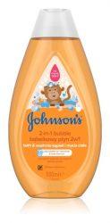 Johnson's buborékos fürdető 500ml