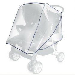 Babakocsi kiegészítő-Lorelli iker esővédő - Babakocsi Futár 5788c58865
