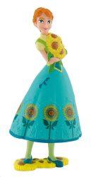 Bullyland Jégvarázs láz Anna hercegnő játékfigura