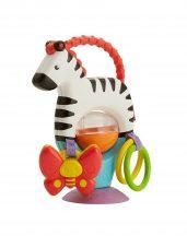 Fisher Price Foglalkoztató zebra