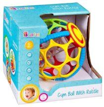BamBam készségfejlesztő labda csörgővel