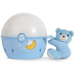 Chicco Next2 Stars zenélő projektor kék