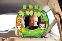 Munchkin Brica Swing! autós tükör - lógó barátok