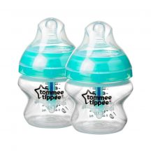 Tommee Tippee Advanced Anti-colic cumisüveg 2db 2x150ml türkiz