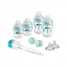 Tommee Tippee Advanced Anti-colic újszülött cumisüveg kezdőszett türkiz