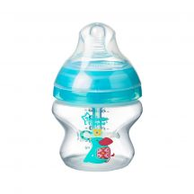 Tommee Tippee Advanced Anti-colic cumisüveg 150ml türkiz kifutó