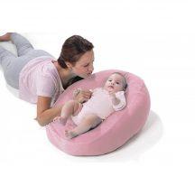 Nuvita babafészek huzat Dreamwizard kismama párnához - pink - 7104