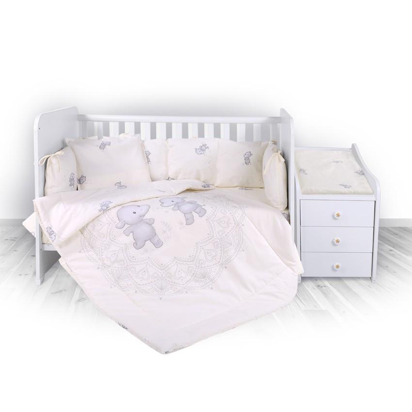 Babaszoba Textil Ágynemű Lorelli ágyneműgarnitúra Trend kombi ágyhoz ... 4279d750a8