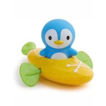 Munchkin fürdőjáték - kajakozó pingvin