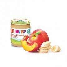 HIPP bébiétel - Banán őszibarackkal 125g