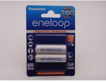 Panasonic Eneloop AA 1,2V ceruza akkumulátor 2db